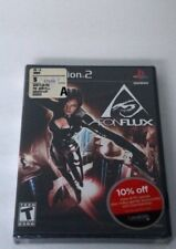 AEON FLUX PS2 NEW Factory Sealed Game PS2 Charlize Theron w/Retail Price Sticker