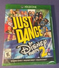 Just Dance Disney Party 2 [ Kinect Game ] (XBOX ONE) NEW