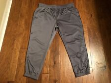 NWT Under Armour Men's Dri Fit Cold Gear Loose Fit Tapered Athletic Pants 3XL