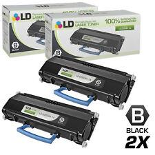 LD © Reman Lexmark E250A11A 2pk Black Lexmark E250 E350 E352 Series Printer