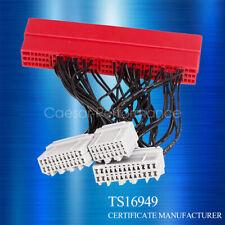 Obd2B to Obd1 Ecu Conversion Harness Adapter Jumper For Honda Civic 1999 2000