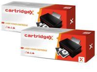 2 x Toner Cartridge Compatible with HP LaserJet Pro M521dn Pro M521dw