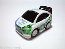 Ford Focus RS  WRC Rally Japan Pull-back Penny Racer 1/72 Wonda Stobart Pirelli