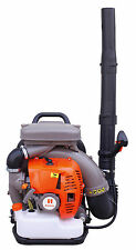 New Commercial KASEI 79.4cc 4hp Gas Powered 2 Cycle Leaf Back Pack Blower EPA