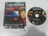 El Coche Fantastico Temporada 1 - Episodios 7-8-9 - David Hasselhoff Dvd Esp Eng