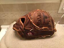 "Nokona AMG-175X 12.5"" Buckskin Fastpitch Softball Pitcher Glove Right Hand Throw"