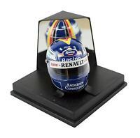 Williams-Renault Formula 1 Racing Heinz Harald Frentzen Diecast Helmet 1997 1:8