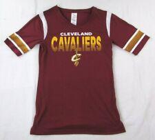 Cleveland Cavaliers NBA Outerstuff Junior Girl's V-Neck T-Shirt