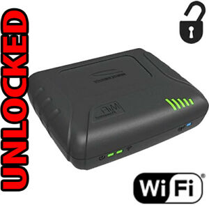 Router 4G LTE Gsm Unlocked Modem AT&T T-mobile Metro Mint Claro Novatel SA 2100