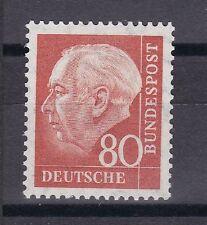 Postfrische Briefmarken aus der BRD (1955-1959) mit Politiker-Motiv