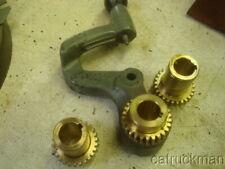 Bronze Tumbler Gears For Deltarockwell 11 Metal Lathe Fit Like Originals