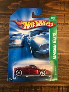 Hot Wheels 2007 SUPER Treasure Hunt 9/12 ENZO FERRARI Real Riders red seats