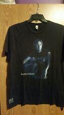Keith Urban Concert Tour T Shirt Adult Large