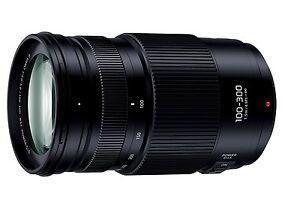 Panasonic Lumix G VARIO 100-300mm/F4.0-5.6 II/POWER O.I.S. H-FSA100300 MFT New