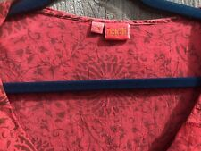 Tianello Red 2X Top Darling