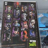🦇🤡Batman Three Jokers #3 DC 2020   Fabok 1:450 Retailer Incentive Variant NM