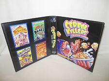 Custom Made Cereal Killers Series 2 Trading Card Binder Graphics Only