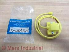Electro-Matic M-1383F Safety Plug M1383F (Pack of 3)