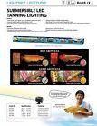 AQUA ZONIC AROWANA SUBMERSIBLE LED TANNING LIGHT 173 CM 48 W