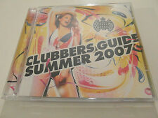 Ministry Of Sound - Clubber`s Guide Summer 2007 (2 x CD Album) Used very good