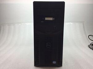 Dell PowerEdge T110 II Tower Server BOOT Intel Core i3-2100 @ 3.1GHz 4GB RAM
