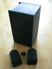 Bose Acoustimass 3 Series III Speaker System schwarz 2 Lautsprecher 100 Watt 4:1