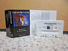CHANTICLEER cassette tape Live classical choral Minnesota Public Radio shows NPR
