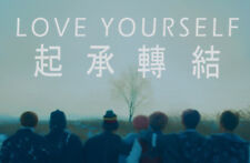 BTS LOVE YOURSELF 轉 TEAR 3rd Album CD+POSTER+P.Book+Book+Card+S.Photo+GIFT CARD