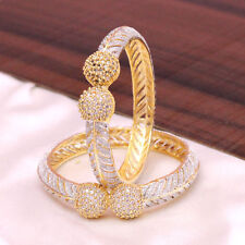 Indian Diamond American Jewelry Bangles Bracelet Bollywood Zircons Made Bangles