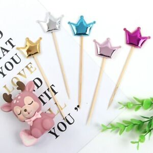 Happy Birthday Personalised Cake Topper  Cake Decoration Party