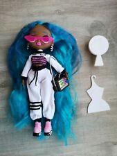 LOL surprise OMG Chillax Fashion Doll plus Outfit & Accessories large articulate