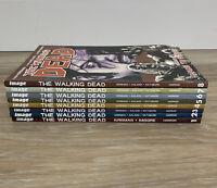 The Walking Dead Volume 1-8 Graphic Novel Comic Book Lot - Image