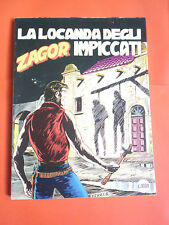 ZAGOR ZENITH ORIGINALE N° 416 corrispondente a ZAGOR GIGANTE 365 Bonelli e Ferri