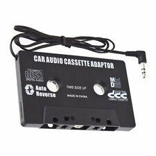 1Pc Audio AUX Car Cassette to MP3 CD MD iPod Phone Tape Adapter Converter 3.5mm