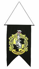 Rubies Harry Potter Hufflepuff Hogwarts School Witchcraft Printed Banner 3997