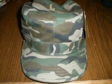 NEW Ethos Green Army Camo Cap Hat