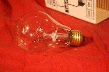 H&H 135 watt A21 TRAFFIC SIGNAL LAMP, BULB CLEAR, 135A21 8000hr Incandescent