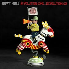 GOV'T MULE - REVOLUTION COME...REVOLUTION GO (2CD DELUXE EDITION )  2 CD NEU