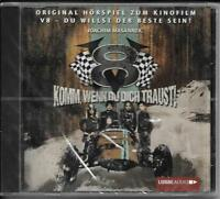 CD Joachim Masannek `V8 - Komm, wenn du dich traust!: Hörspiel zum Kinofilm` Neu