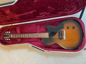 Gibson Les Paul Junior P90 - 2008 - Satin Sunburst - inc Hiscox Hardcase