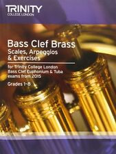 Trinity College London: Bass Clef Brass Scales & Exercise... TCL013361