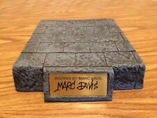 WDCC Signed Marc Davis Display Base for Maleficent