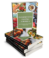Intermittent Fasting Formula eBook with master resell rights 24 hour delivery