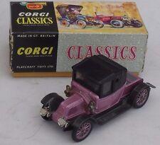 Corgi Toys Original Classics 9031 1910 RENAULT 12/16