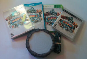 Skylander giants set u Pick which Disk u need please read discription