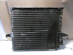Originaler BMW E36 M50 Klimakondensator/Kühler mit elekt. Lüfterrad