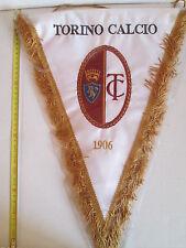 v8 gagliardetto ricamato TORINO FC football club calcio pennant fanion italia