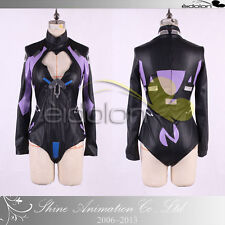 EE0252AD Hyperdimension Neptunia Purple Heart Cosplay Costume