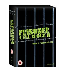 Prisoner Cell Block H Volume 20 DVD Episodes 649 - 692 Region 4/Aus New