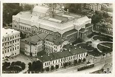 MOSCOW RUSSIA ca 1930's REAL PHOTO POSTCARD BY NIKOLAI KUBEYEV (1910-1956)